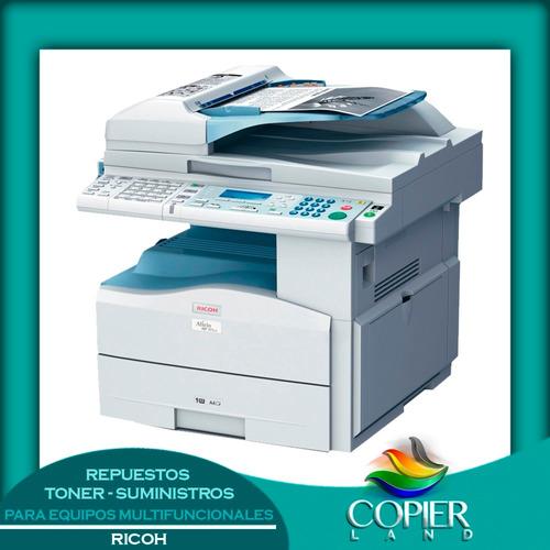 servicio fotocopiadoras reparacion