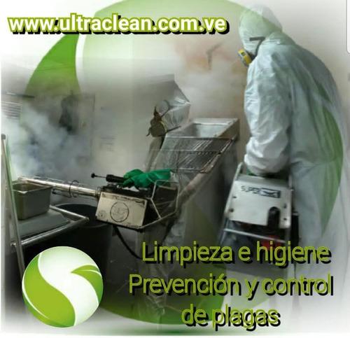 servicio fumigacion industrial valencia carabobo