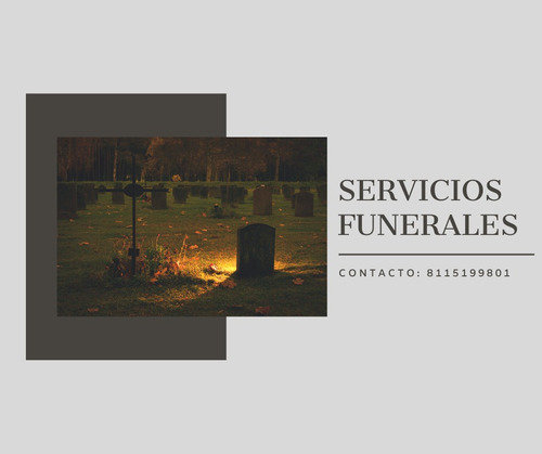 servicio funerario básico