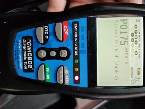 servicio garantizado scanner automotriz obd2 multimarca