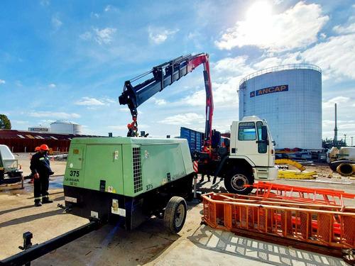 servicio hidrogrúa-transporte contenedores-columnas-montajes