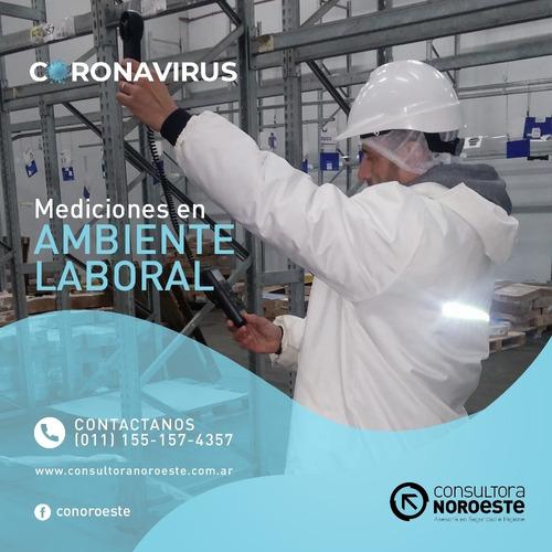 servicio higiene - seguridad del trabajo y medio ambiente