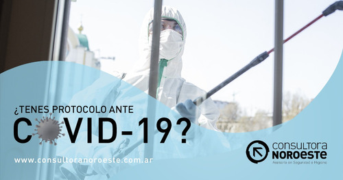 servicio higiene y seguridad del trabajo protocolo cov19