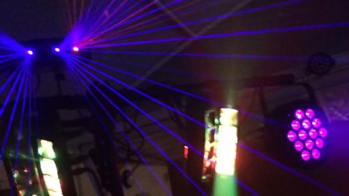 servicio iluminación sonido
