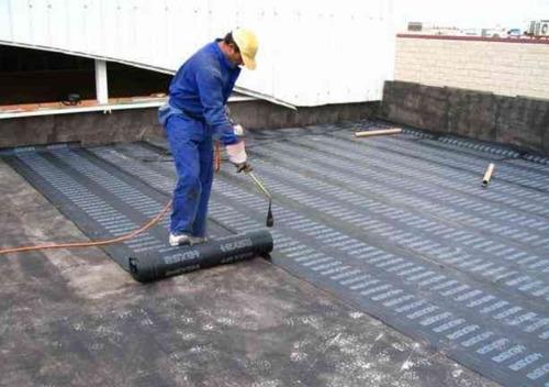 servicio impermeabilización con manto asfáltico garantizado