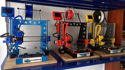 servicio impresión 3d proyectos universitarios/ingenieriles