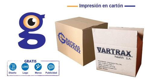 servicio impresión en cartón