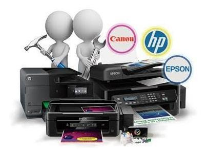 servicio impresoras de tinta continua
