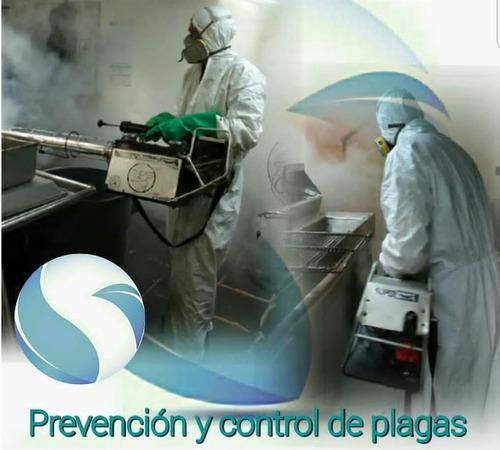 servicio industrial de fumigación carabobo valencia insai