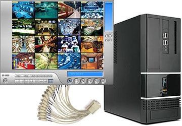 servicio informática programación dvr acceso remoto hik geo