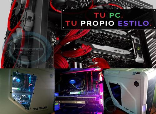 servicio informático, formateo, reparación, armado pc, gamer