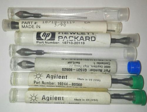 servicio insumos agilent cromatografia septa ferrules viales