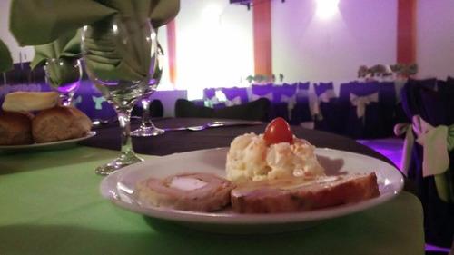 servicio integral catering