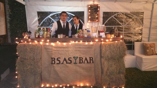 servicio integral de barras moviles para eventos