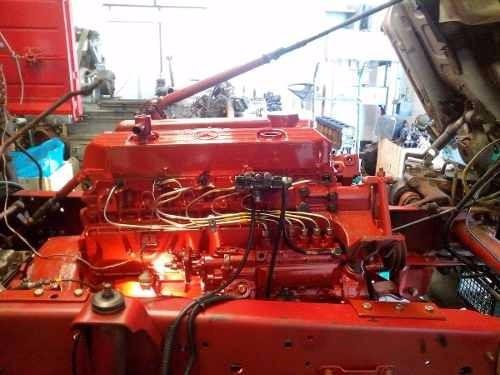 servicio integral de motores mercedes benz1114 1518 1620 710