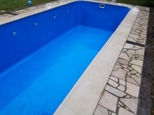 servicio integral de piscina (limpieza y cambio de gravas)
