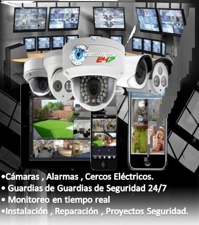 servicio integral de seguridad- security 24/7