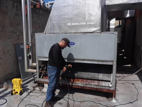 servicio integral de sistemas de refrigeración
