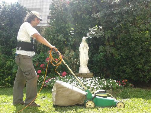 servicio jardinería jardinero