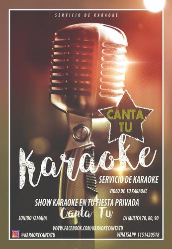 servicio karaoke karaoke