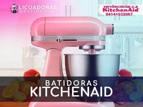 sérvicio kitchenaid batidora classic- artisan- profesional