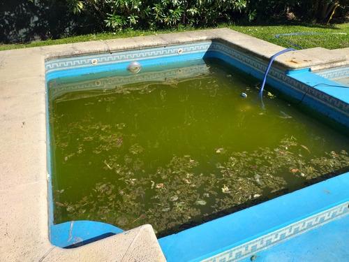 servicio limpieza desagote de piletas mantenimiento piscina