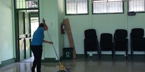 servicio limpieza mantenimiento.