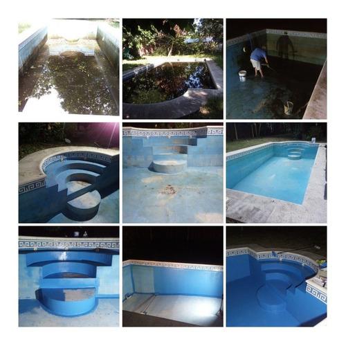 servicio limpieza mantenimiento piscina