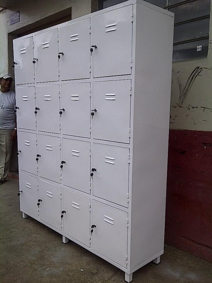 Servicio locker metalicos muebles de oficina u s 29 00 for Muebles de oficina mercado libre