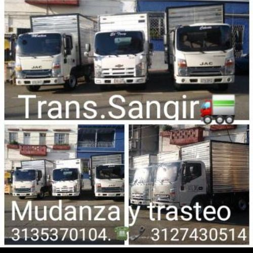servicio logística trasporte y mudanzas
