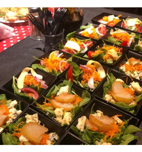 servicio lunch eventos catering