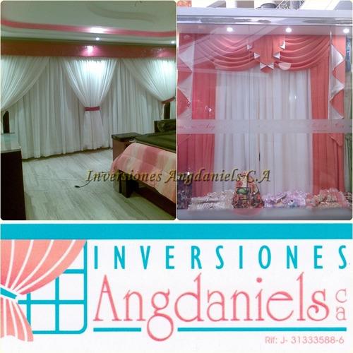 servicio, mantenimiento, cortinas