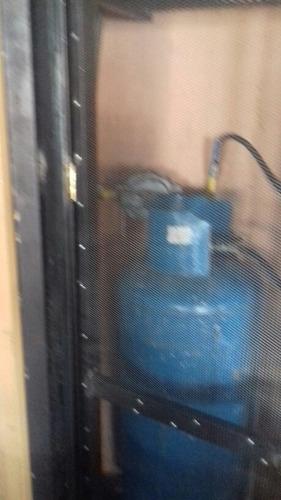 servicio mantenimiento de gas