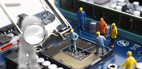 servicio  mantenimiento equipos de pc