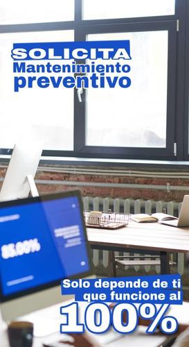 servicio mantenimiento preventivo para computadoras