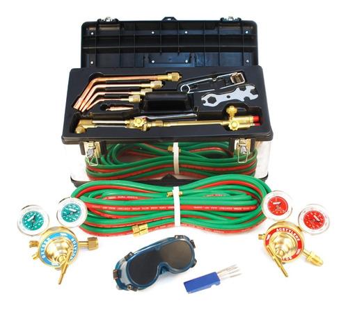 servicio mantenimiento y limpieza de equipos de oxicorte
