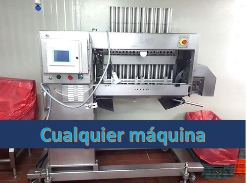 servicio mantenimiento y reparación de maquinaria industrial