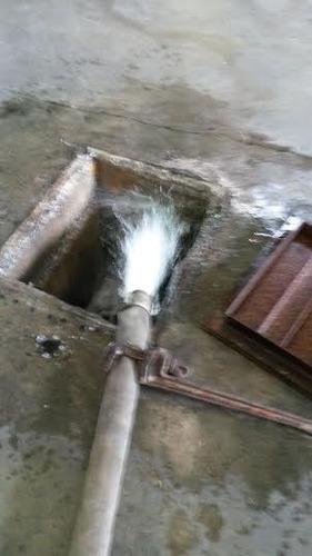 servicio mantenimiento,limpieza de tanques pulmon y pozos