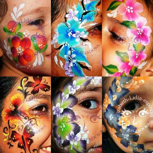 servicio maquillaje artístico social infantil embarazadas
