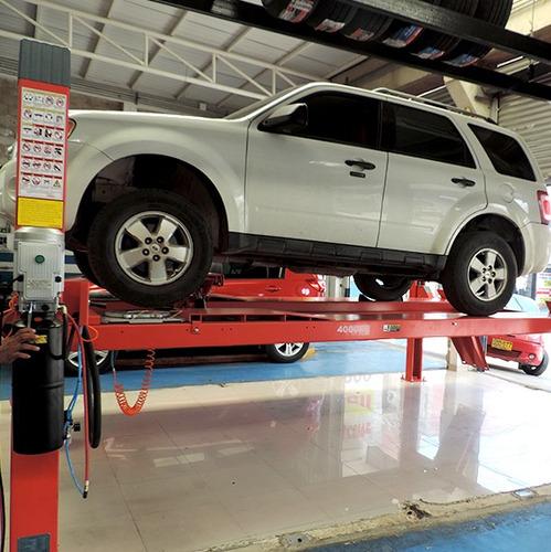 servicio mecánica especializada multimarca