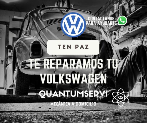 servicio mecánica volkswagen a domicilio todos los modelos