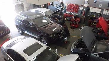 servicio mecanico bmw - zona oeste - taller especializado