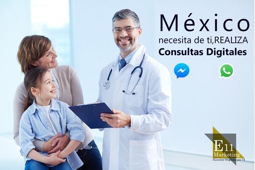 servicio mensual - sector salud - marketing digital