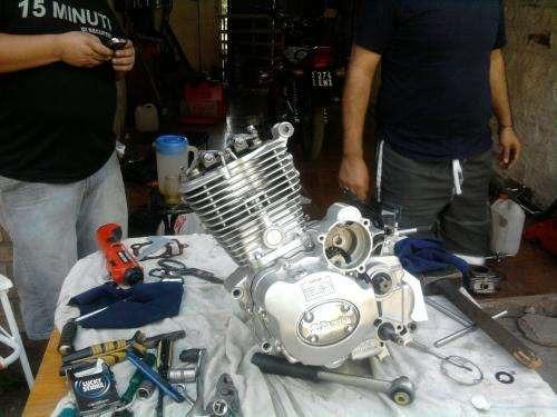 servicio moto taller a domicilio