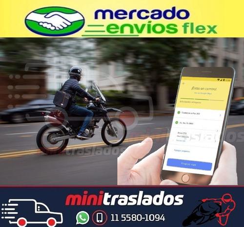 servicio motomensajeria  moto mensajeria/ envíos flex