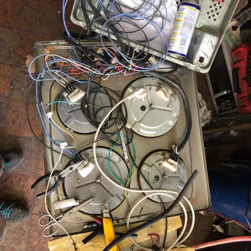 servicio oficial domec gas/electrico