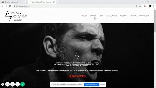 servicio paginas web.