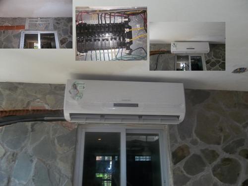 servicio para aire acondicionado