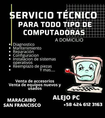 servicio para computadoras,