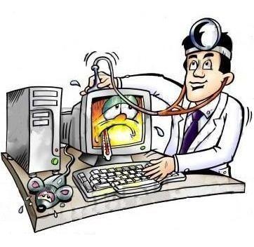 servicio para computadoras